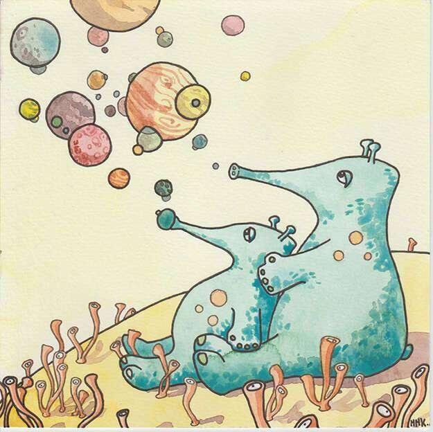 Les créateurs de planètes