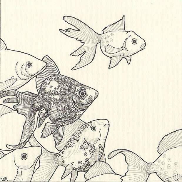 Carte poissons