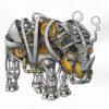 rhinoceros_robot_aquarelle_mmk_myriam_sitbon
