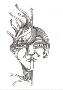 visage_fléché_dessin_mmk_sitbonn_myriam