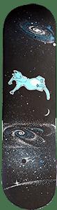 Skateboard chat de l'espace