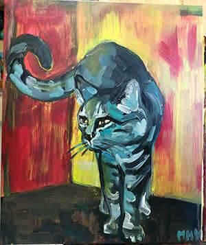 Le chat italien