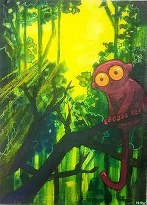Petit tarsier